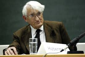 Vetlesen kritiserer Jürgen Habermas og Frankfurterskolens kritiske teori for å mangle interesse for naturen. Kilde: Wikimedia Commons.