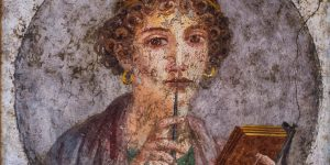 Sappho-woman